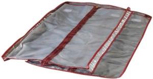 Srajanaa Hanging Saree Cover / Wardrobe Organiser - Set Of 2 SR-110