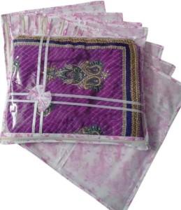 Fashion Bizz Designer Saree Cover-8 Pcs Combo Sc-Pw8