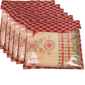Glitter Collection Saree Organiser Saree Cover Cover 04