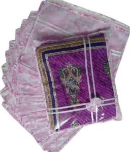 Fashion Bizz Designer Saree Cover-12 Pcs Combo SC-PW12