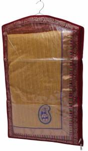 Kuber Industries Designer Hanging Designer Saree Cover - 12pcs MKU019