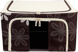 BlushBees Folding Closet Organizer Cloth Bag - 55 Litre Capacity