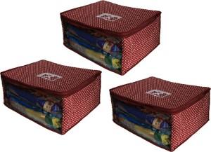 Ombags & More Handmade Saree Cover Combo Of 2 Myshri04