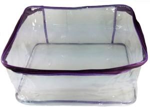 2b8c2aff4da Addyz Plain Large Transparent Saree Cover Salwar Kamiz Suit Bag ...