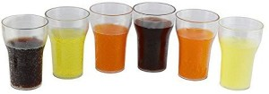 THW Unbreakable Polycarbonate Drinking Glass Set Glass Set