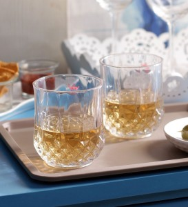 330 ML Glassware Drink Water Juice Dishwasher Safe yujing Water Glasses Crystal Glasses Set of 6