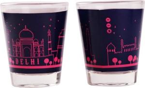 Mad(e) in India Glass Set