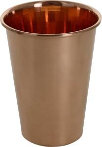 Prisha India Craft Pure Copper Tumblers Handmade Glass