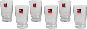 Hi Luxe Grand Juice Glass Glass Set