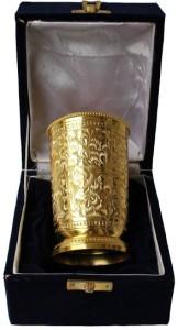 Dekor World Golden Plated Glass
