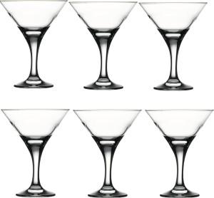 Pasabahce Bistro Martini Glass Set