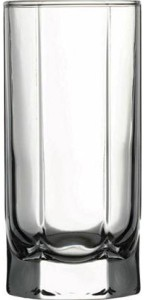 Pasabahce Tango Long Drink Tumbler Glass Set