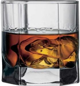 Pasabahce Tango Whisky Tumbler Glass Set