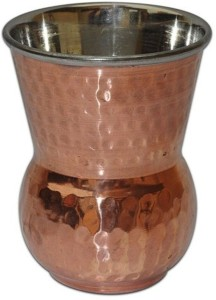 Copper Factory Glass