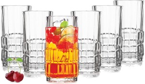 Prego Quadro Series Glass Set