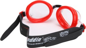 Marvel Cars Kid Set (Goggle,Nose Clip,Earplugs)  Three In One Swimming Goggles