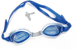 875aea6d298 LionsLand Swimmm Goggle Swimming Goggles Blue Best Price in India ...
