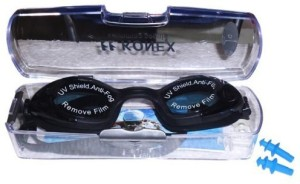 Surya Enterprises Superior Goggles with Ear plugs Swimming Goggles