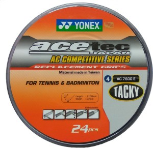 Yonex AC 7600 E Smooth Tacky  Grip