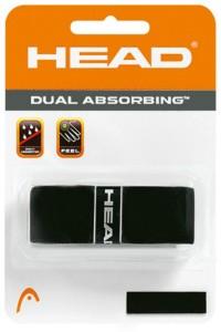 Head Dual Absorbing Smooth Tacky  Grip