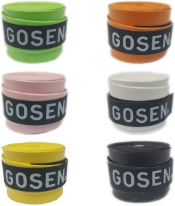 Gosen OG106 Set Of 6 Super Tacky  Grip