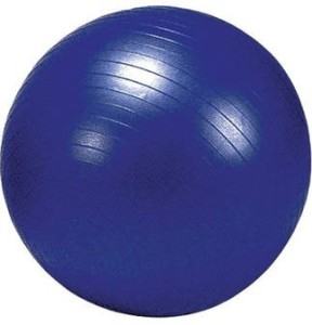 Nivia Anti Burst 95 cm Gym Ball