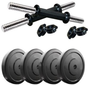 Star X PVC -20KG COMBO_4 Adjustable Dumbbell Gym