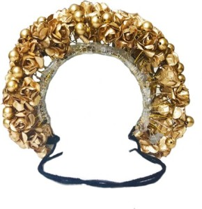 Kabello Wedding Accessories For Women Hair BandGold