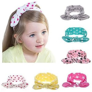 Generic My Little Baby 6 pcs Baby Elastic Hair Hoops Headbands and Girl s  Fashion Soft Headbands 4217ad703a39