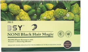 BSY Shampoo Based Hair Color