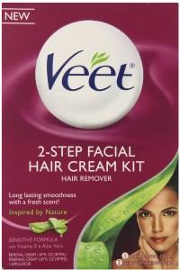 Veet Facial Hair Remover Cream Cream 9 G Best Price In India