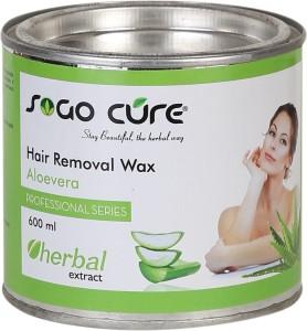 Sogo Cure Aleovera Hot Wax Gel600 ml