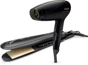 Philips Promotional Pack Kerashine Ion HP8646/10 Hair Straightener