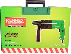 Kennex KX2-20PRO Rotary Hammer Drill