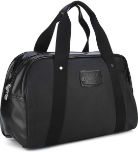 b68452c832a7 Puma Hand held Bag Black Best Price in India