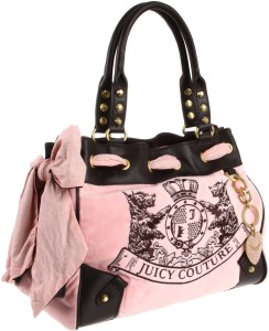 Juicy Couture Hand held Bag Multicolor Best Price in India  5b7f0916eb04