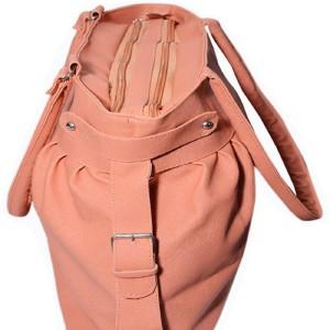 700a8c09e6 NANDINI HOME Hand held Bag Orange Best Price in India