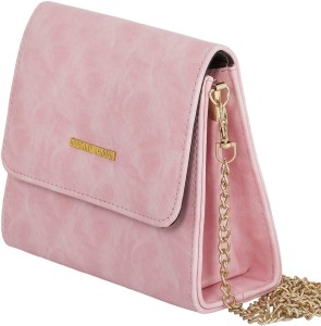 4e5ac44b9015 Aryan Collection Messenger Bag Pink Best Price in India