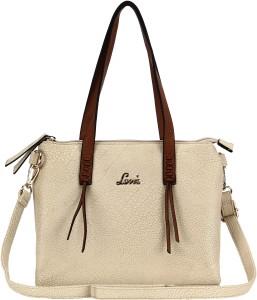 Lavie Shoulder Bag Beige Best Price in India  4b65b9fc5c8c4