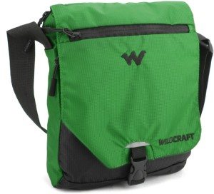 822d250e4 Wildcraft Messenger Bag Green Best Price in India