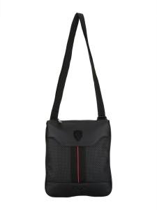 Puma Sling Bag Black Best Price in India  e0bdfe9a0716c