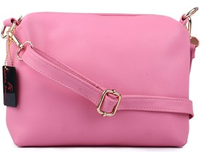 Arfa Fashions Sling Bag Pink Best Price In India Arfa Fashions
