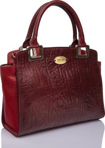 41f24759e28 Hidesign Hand held Bag Red Best Price in India   Hidesign Hand held ...