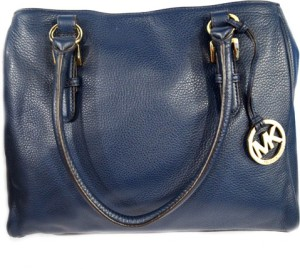 aed9174d4e54a9 Michael Kors Hand held Bag Blue Best Price in India | Michael Kors ...