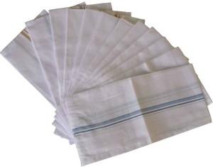 cc707ab3f2ec7 Sondagar Arts Mens Handkerchief Set of 12 Handkerchief Pack of 12 ...