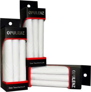 fccde1b619c2f OPULENZ German brand Handkerchief Pack of 9 Best Price in India ...