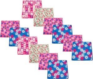 da53c1ba85b7c Grabberry Handkerchief Handkerchief Pack of 12 Best Price in India ...