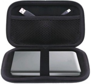 JPRS Portable Case Enclosure 2.5 inch External Hard drive