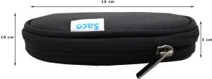 Saco 999.Black External Hard Disk Cover