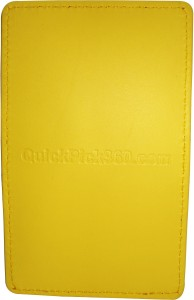 QP360 Sony-01-Y 2.5 inch External Hard Drive Cover